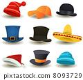cap headwear hat 8093729