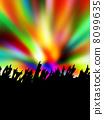 观众 听众 派对 8099635