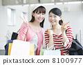 friend, sidekick, shopping 8100977