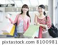 friend, sidekick, shopping 8100981