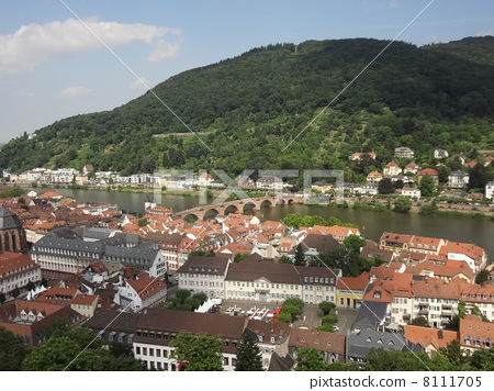 Streets of Heidelberg 8111705