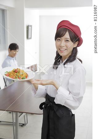 패밀리 레스토랑 8116987