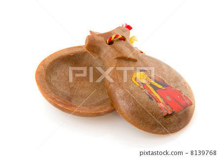 Spanish castanets 8139768