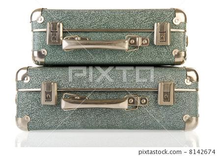 Vintage suitcases 8142674