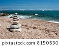 平衡 鹅卵石 石子 8150830
