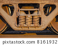 Freight Train and Track 8161932