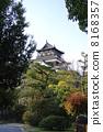 일본 히로시마 성 8168357