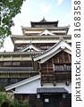일본 히로시마 성 8168358