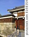 일본 히로시마 성 8168359