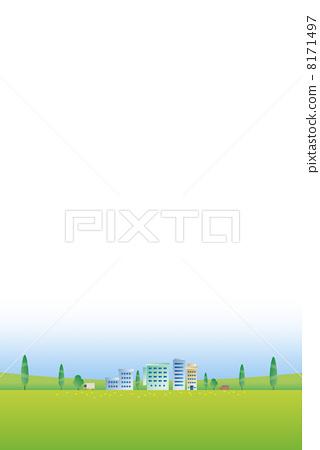 Urban landscape 8171497