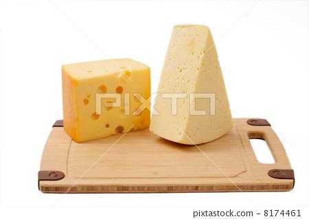 several cheeses 8174461