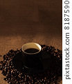 커피, 핫, 뜨거운 8187590