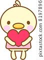 小雞心 8197896