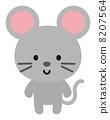mouse rat vector 8207564