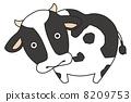 一頭牛 8209753