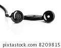 handset, earpiece, communication 8209815