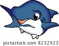 雙髻鯊 8232923