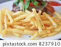 非常美味的美式炸薯條 8237910