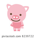 pig, pigs, animal 8239722