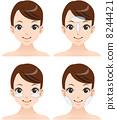 Skin care women 8244421