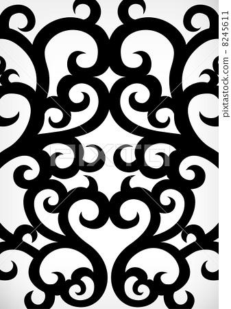 vector image  8245611
