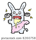 bunny, rabbit, music 8260758