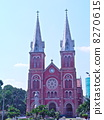 Saigon Great Church (Notre Dame Cathedral) (Ho Chi Minh City 1st District / Vietnam) 8270615