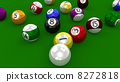 pool, eight, ball 8272818