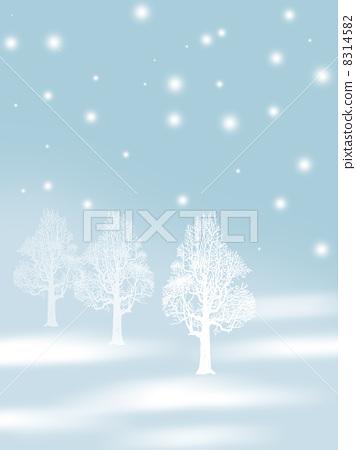 Winter scenery 8314582