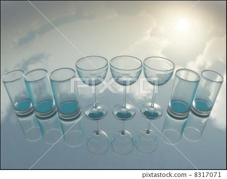 Glass set 8317071