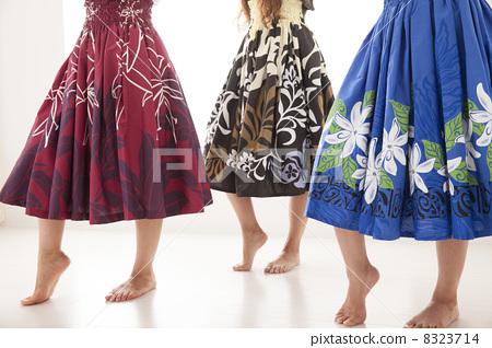 훌라 춤 교실 8323714