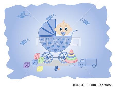 children postcard 8326891