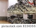 Bicycle parking space 8334366