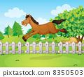 horse jumping jump 8350503