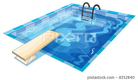 a swiming tank 8352840
