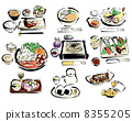 japanese, food, vector 8355205