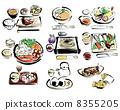 日式料理 和食 日本菜餚 8355205