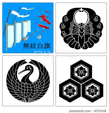源氏和海克家族徽章 8355248