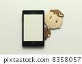 Paper craft smartphone 8358057