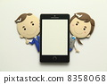 纸工艺智能手机 8358068