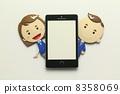 纸工艺智能手机 8358069