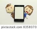 纸工艺智能手机 8358070