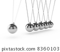 pendulum, newton, ball 8360103