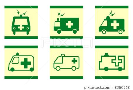 Ambulance -18 8360258