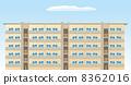 公寓大楼 8362016