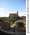Scenery of Siena 8363104