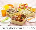 日式便当 饭盒 便当盒 8363777