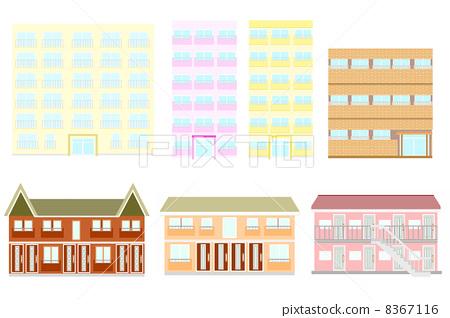 housing complex 8367116