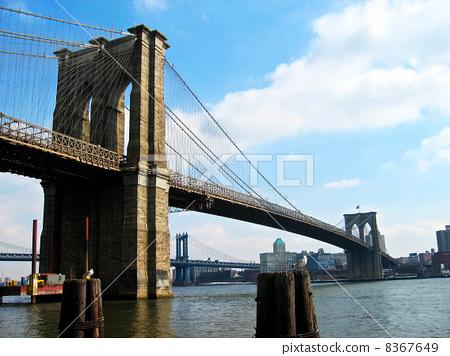 Brooklyn Bridge 8367649