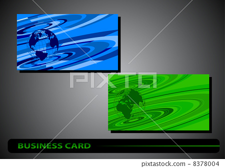business card 8378004